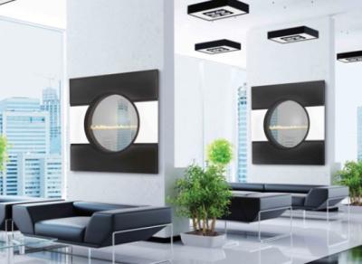 Heat & Glo Solaris Gas Fireplace