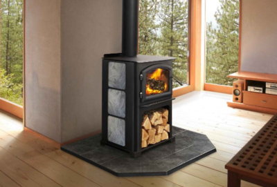 Quadra-Fire 3100 Millenium Limited Edition Wood Stove