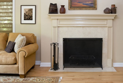 Mount Vernon Fireplace Mantel