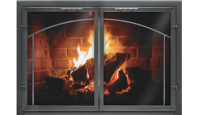 Thermo-Rite Fireplace Doors