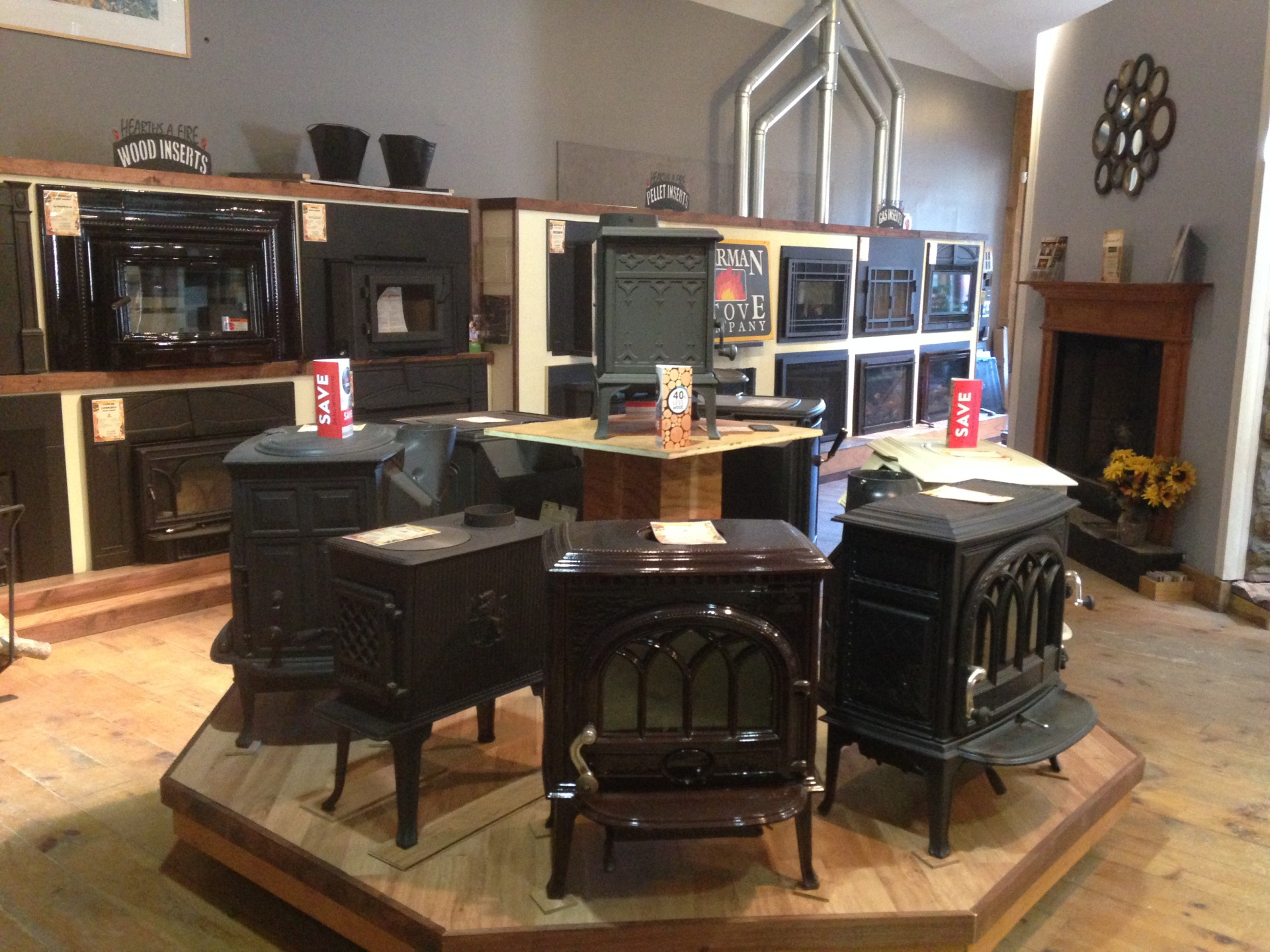 Jotul Wood Stoves and Jotul Inserts