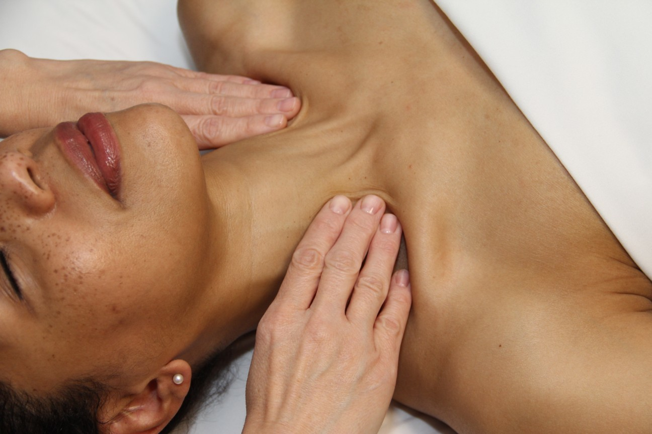 Massage Day Lymphatic therapeutic and orthopedic massage