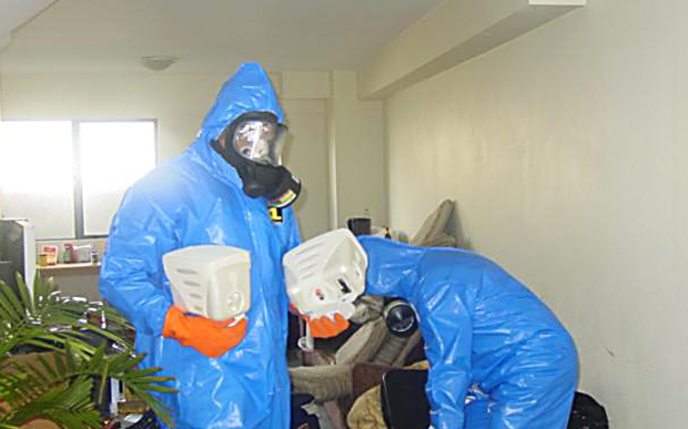 WHAT LANDLORDS NEED TO KNOW ABOUT METH LABS