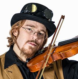 Fiddler Von Ginger