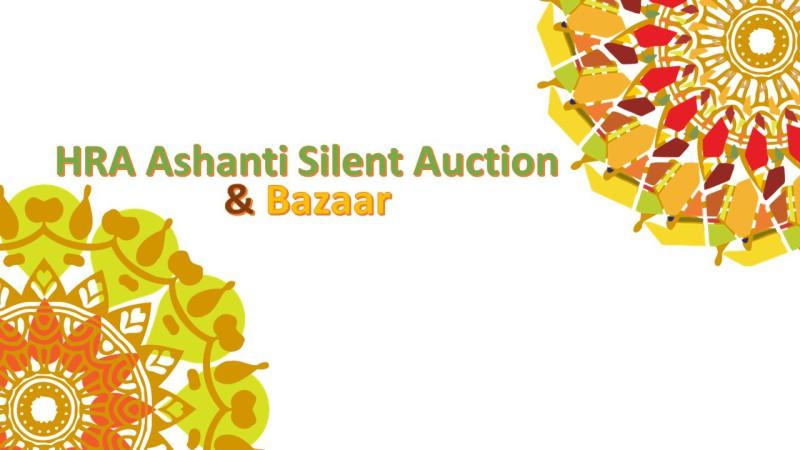 Ashanti Silent Auction & Bazaar