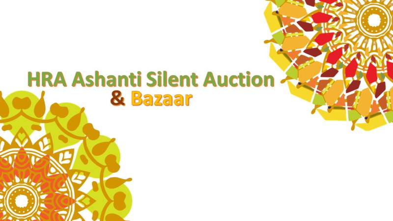 Ashanti Silent Auction & Bazaar