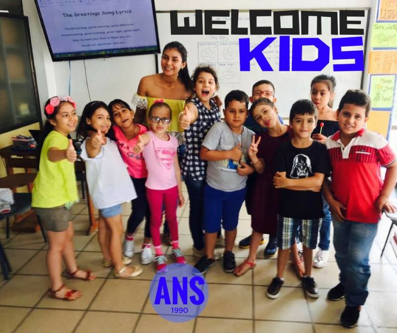 Curso inglés para niños, inglés para jovenes.. inglés para adultos