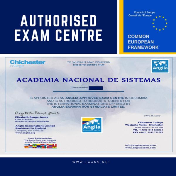 Examen de inglés, certificar nivel de inglés