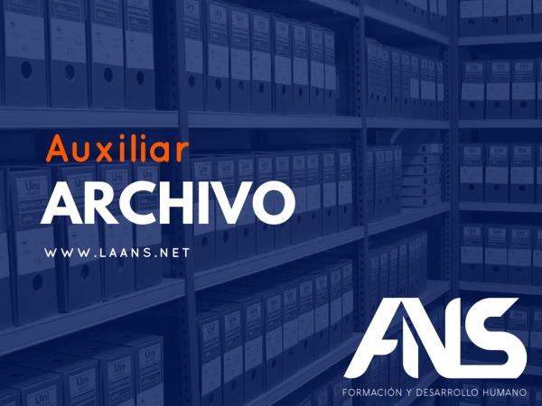 Auxiliar Archivo