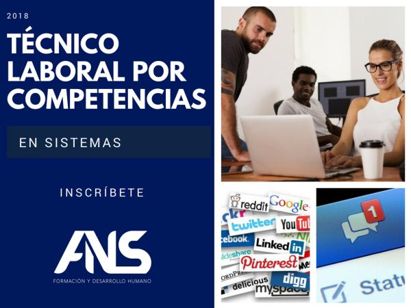 Técnico Laboral por Competencias en Sistemas