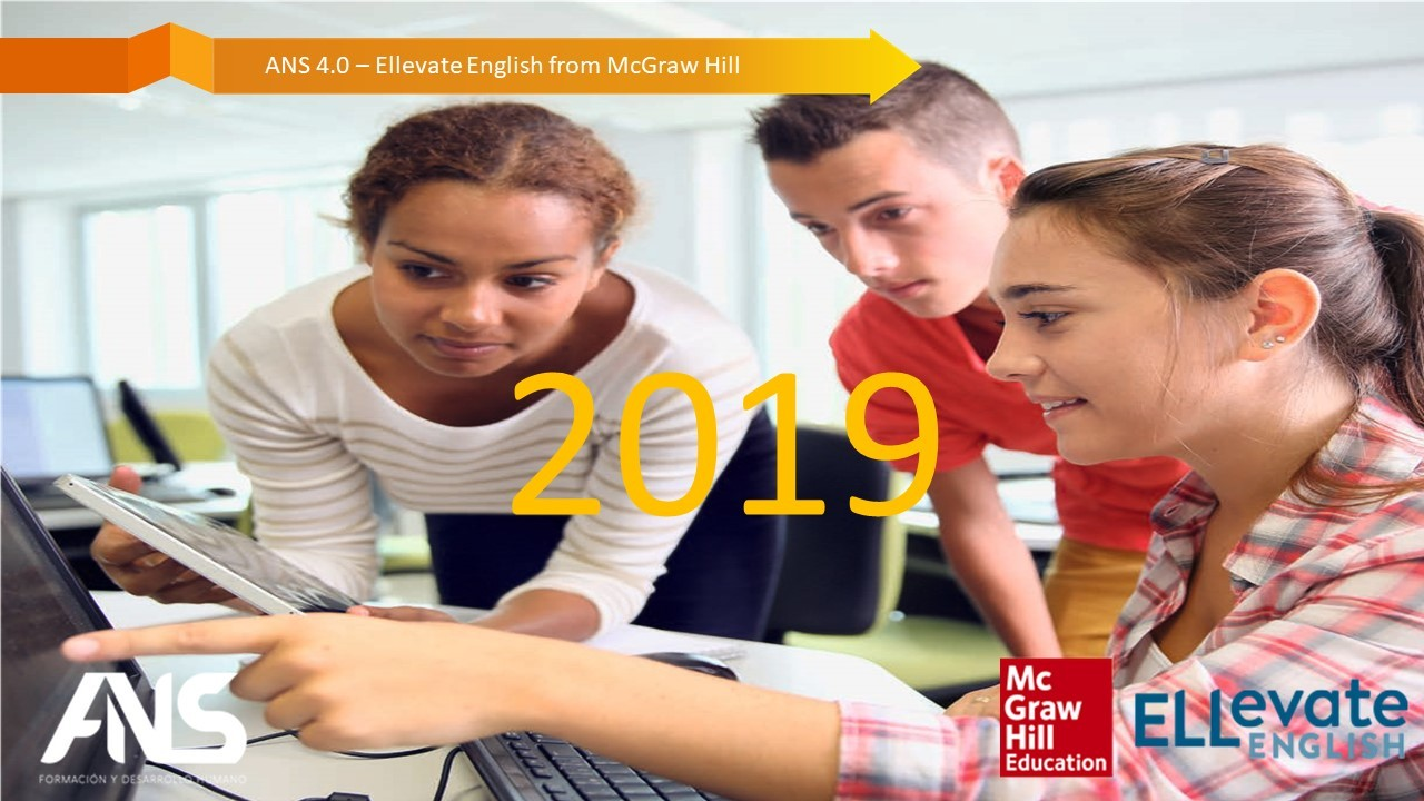 Nueva Plataforma Digital Programa de Inglés ANS