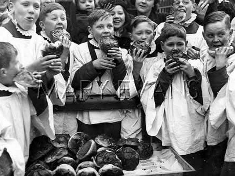 Bristol  St Michael,  1930