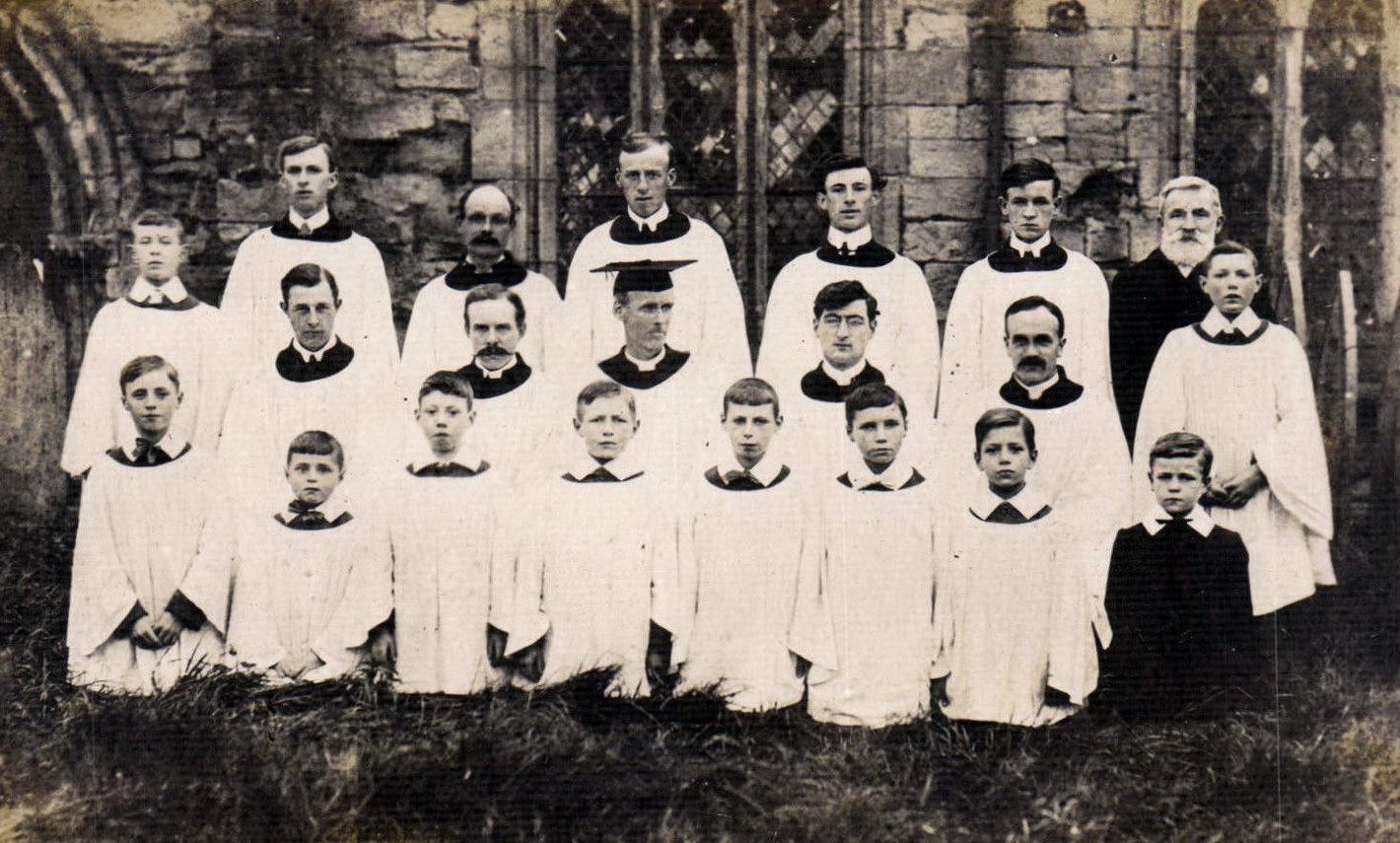 Hinckley  St Mary, 1910