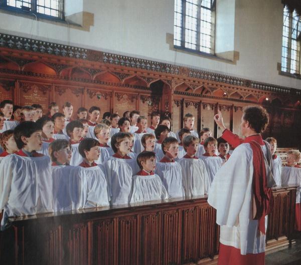 Bedford School, 1991