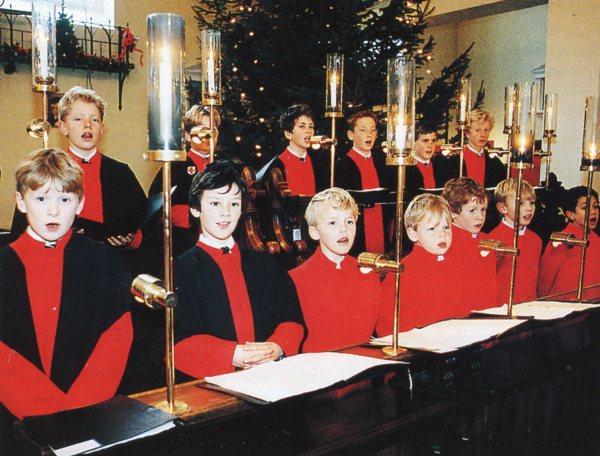 Exeter  Bramdean School, 1993