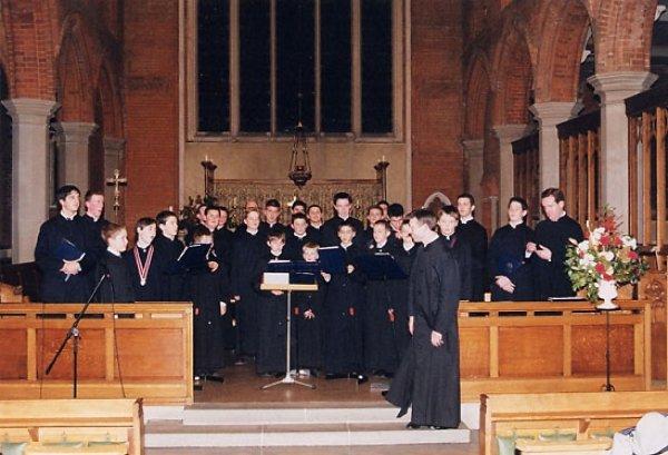 Highgate School, 2001