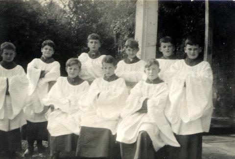 Ramsgate  St Augustine School, 1947