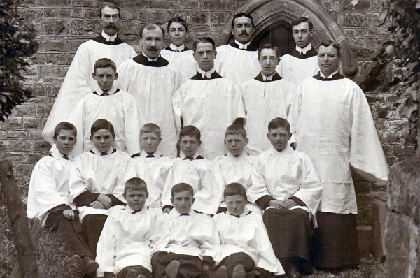 Hastings  All Saints, 1920
