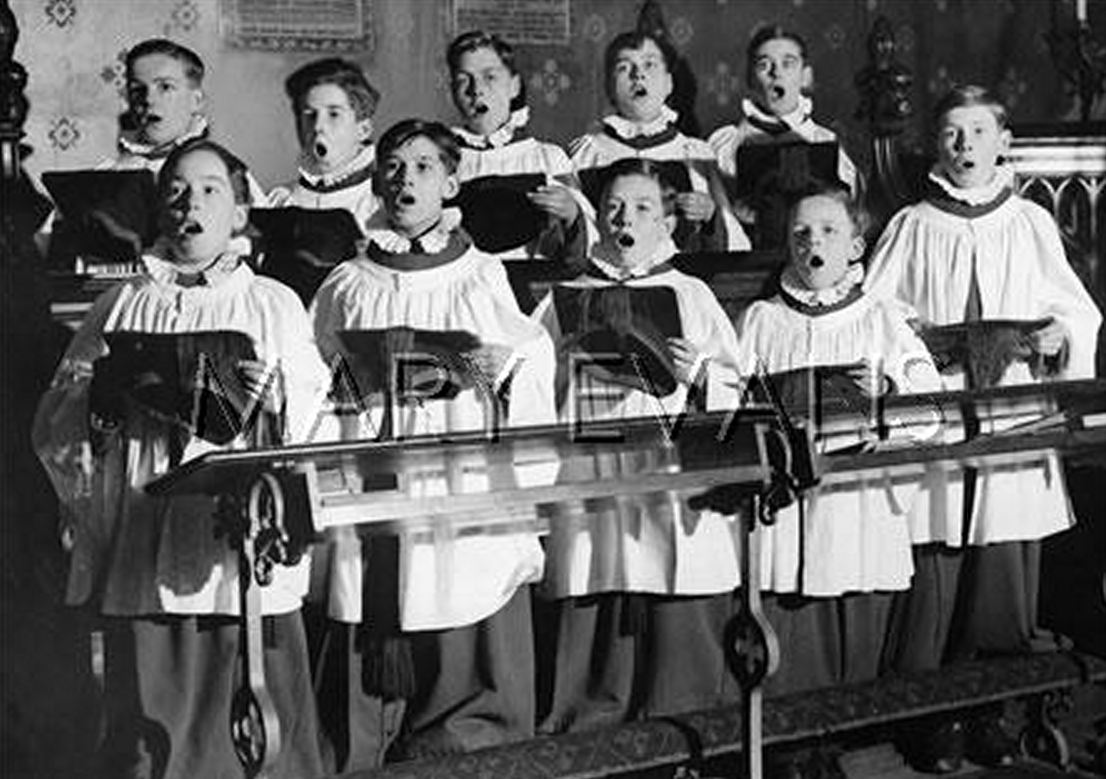 Savoy Chapel Choir, 1937