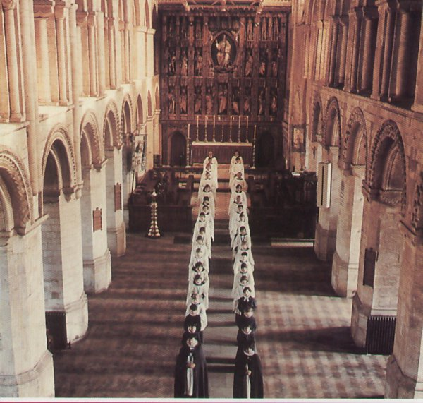 Wymondham Abbey, 1979