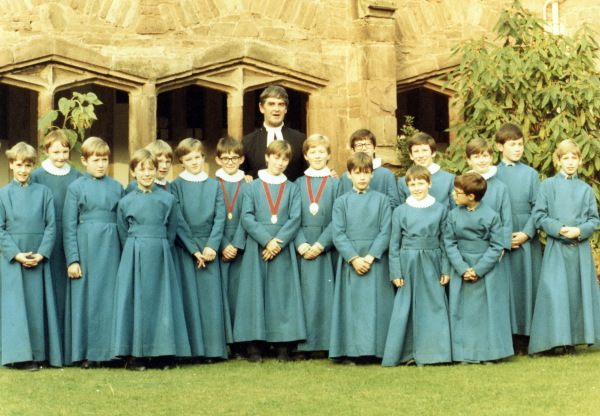 Hereford Cathedral.  1986