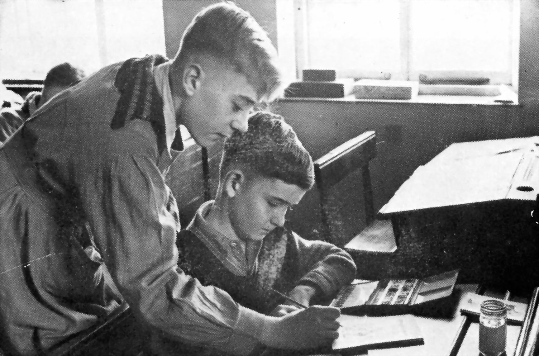 John Salt & Robin Bettie, 1948