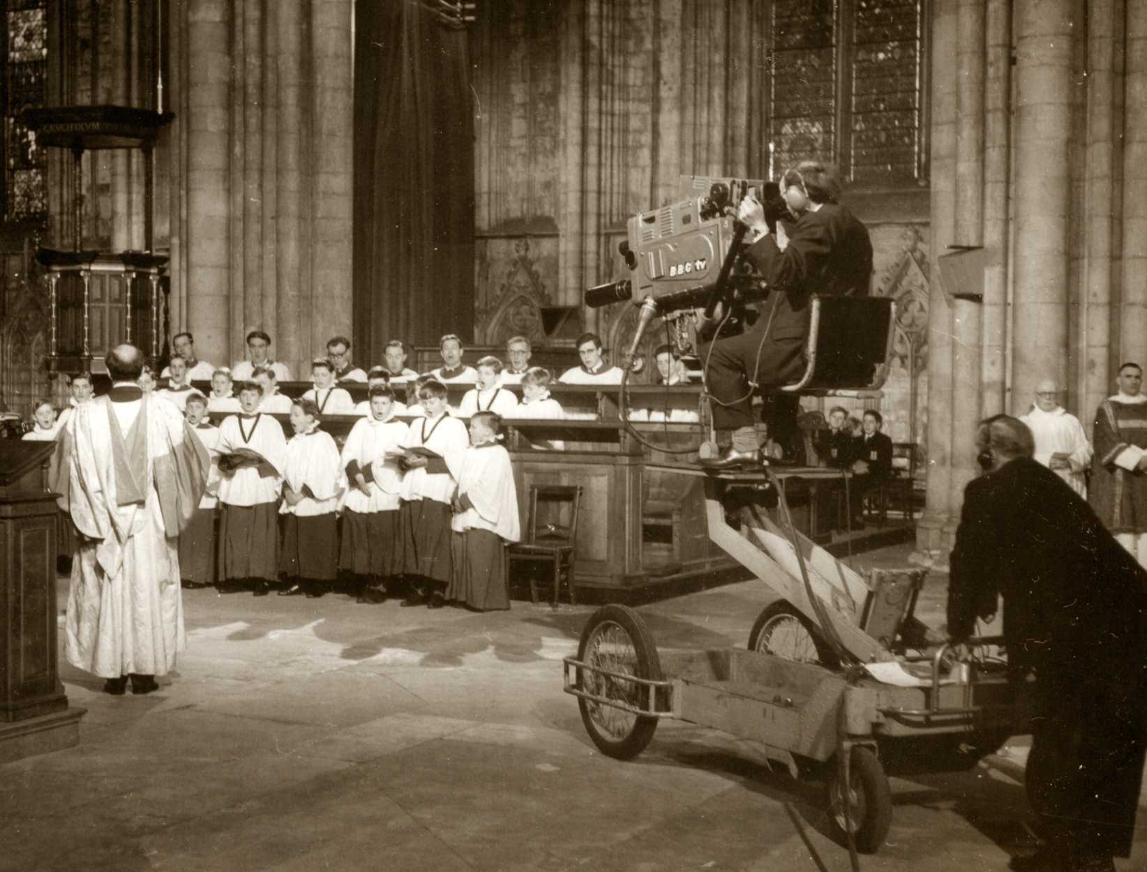 York Minster, 1965