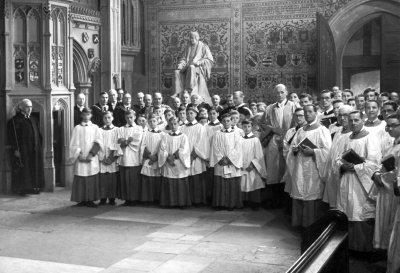Eton College Chapel Choir