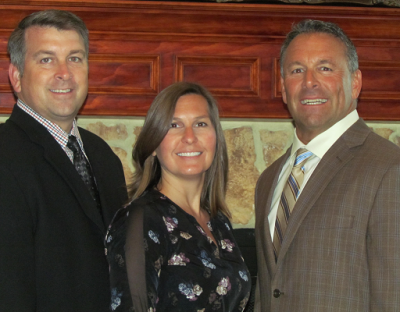 Lee, Dana & Larry Kozeny, A+ Insurance Group