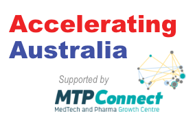 Accelerating Australia Receives $1 million Matched Funding From MTPConnect