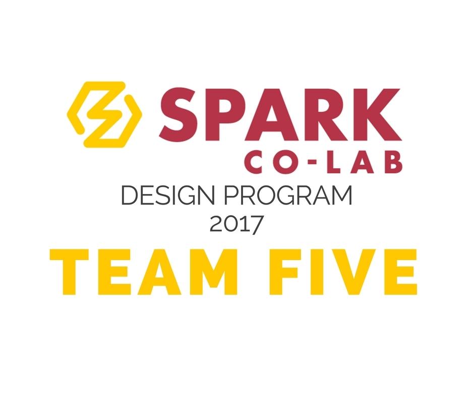 Meet the Team Series: Team Five 2017