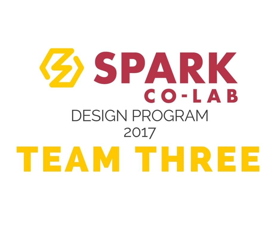 Meet the Team Series: Team Three 2017