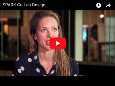 SPARK Co-Lab Director Kath Giles talks Design Course