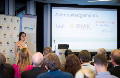 Spark Co-Lab: Design Course Pitch Night 2017