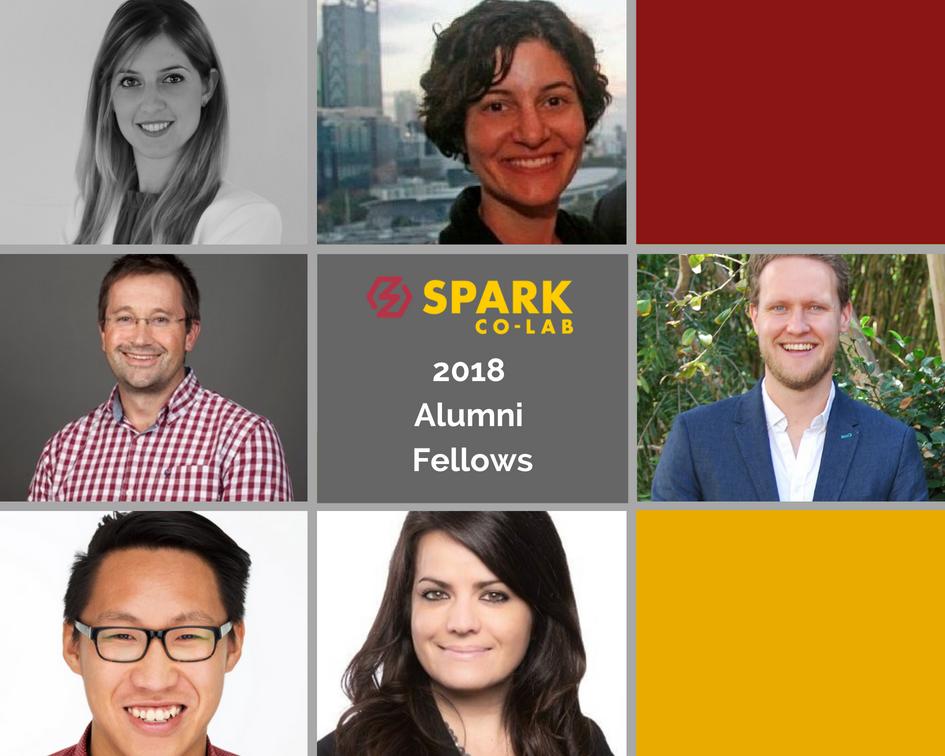 Meet Our 2018 Alumni Fellows