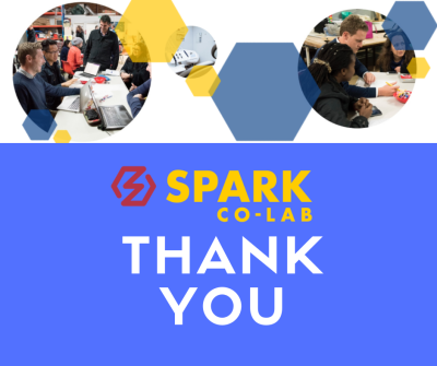 Thank You from SPARK Co-Lab