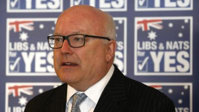 George Brandis out to overhaul 'outdated' family law