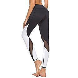 Women Fitness Yoga Pants Quick-drying Running Girls Compression Pant Skinny