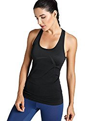 Women's Activewear Cool Mesh Workout Running Tank Tops Quick Dry