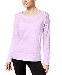 Womens Scoop Neck Moisture Wicking Shirts & Tops