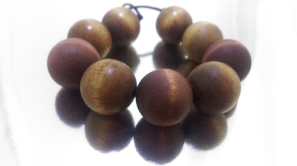 mahogany bracelet