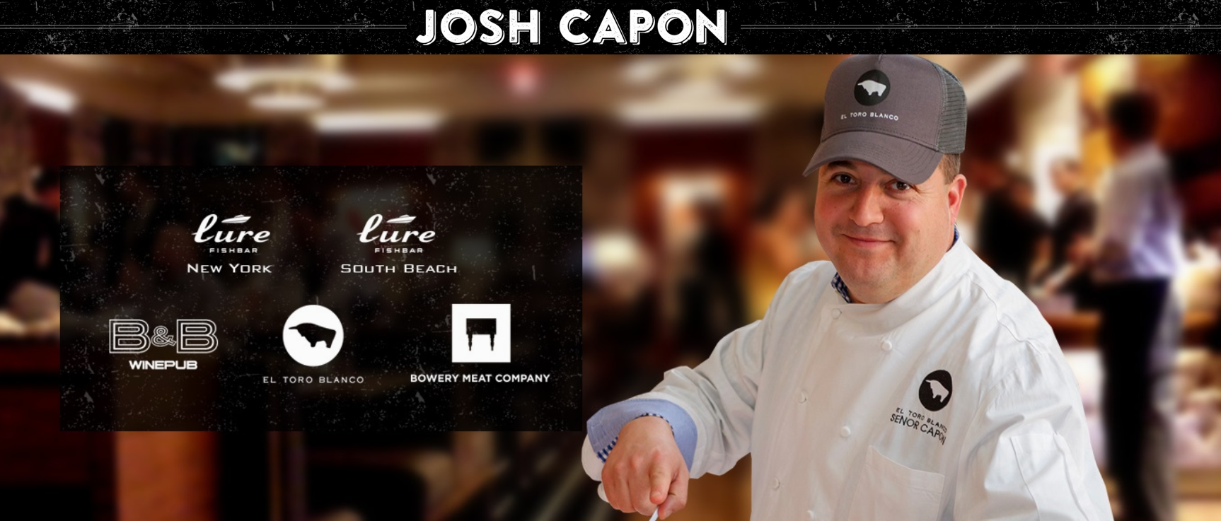 Get Ready for Thanksgiving with Recipes Courtesy of Chef Josh Capon