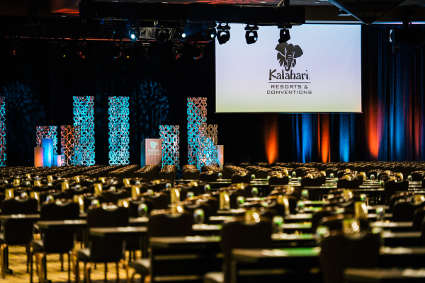 Kalahari Resorts & Conventions Ups The Ante With Space!