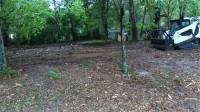 LAND/LOT CLEARING, FORESTRY MULCHING, BOBCAT, BRADCO, TYLER TEXAS