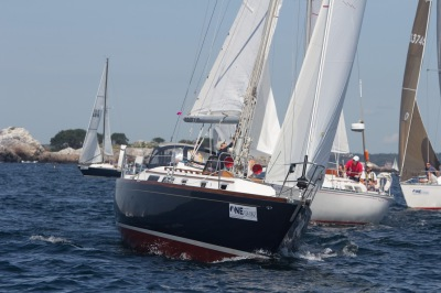 watch sailboat races Marblehead