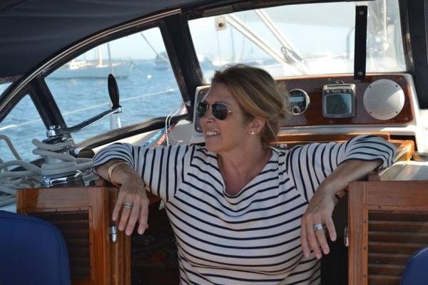 SailonPatriot first mate