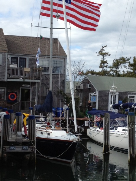 SailonPatriot Nantucket
