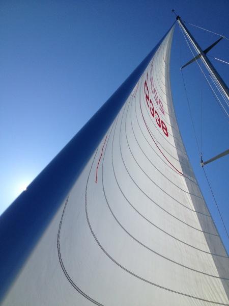 SailonPatriot sail