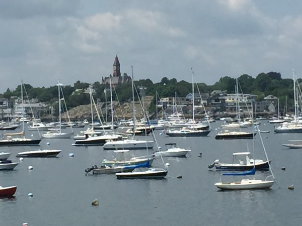 Marblehead Harbor sailboat charter