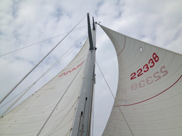 SailonPatriot sails